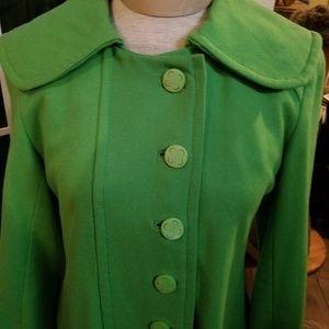 Vintage spring wool coat
